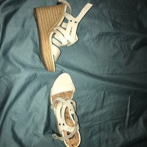 Shoes - 5 inch wedges